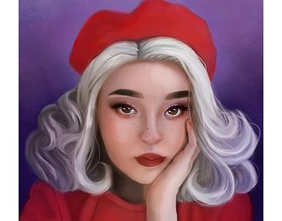 """Портрети з курсу """"Adobe Illustrator"""" (Portraits)"""