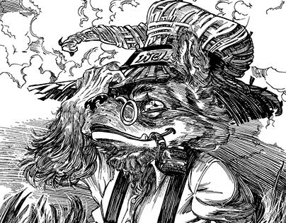 Dogtective Comics (SRD)