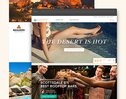 Web Design | Experience Scottsdale