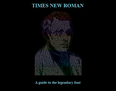 Print - Times New Roman Guide