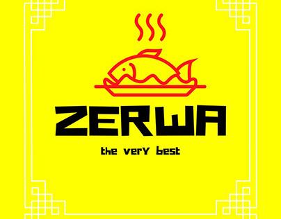 LOGO FOR ZERWA