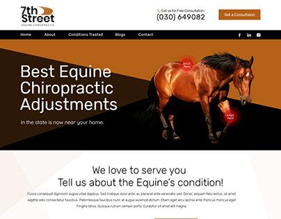 7th Street Equine Chiropractic