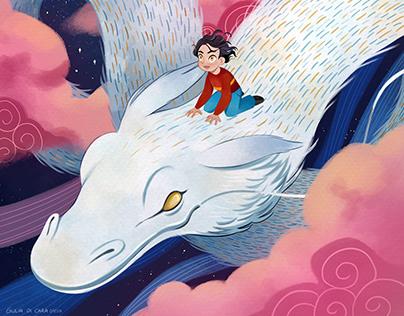 The Neverending story - Illustration
