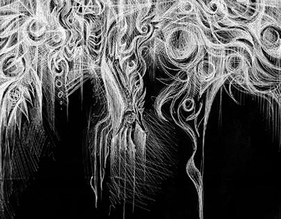 Dark Art - old sketches