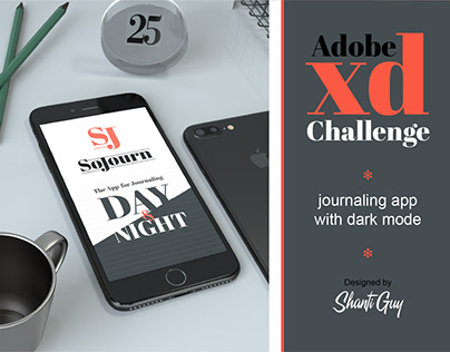Sojour: the app for journaling day and night