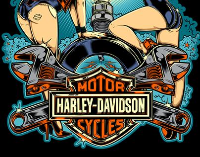 Harley-Davidson & Motorcycles