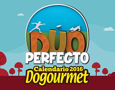 DOGOURMET Calendario 2016 - Duo Perfecto