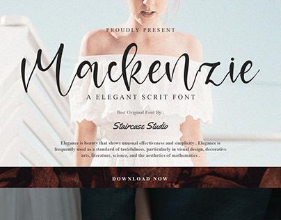 Mackenzie
