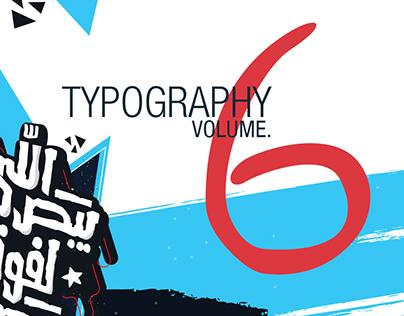 Typography vol.6