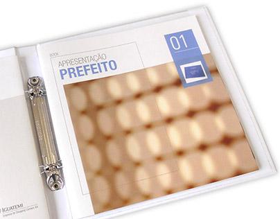 Brochure design | Standards Manual - Iguatemi