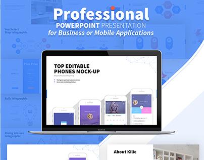 Kilic - Professional PowerPoint Presentation