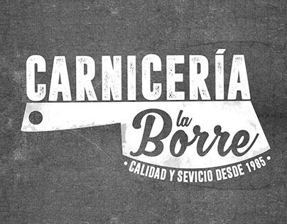 La carnicería 'La borre' Mexican butchery