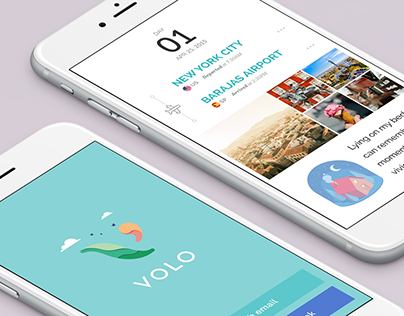 VOLO - Your Travel Journal