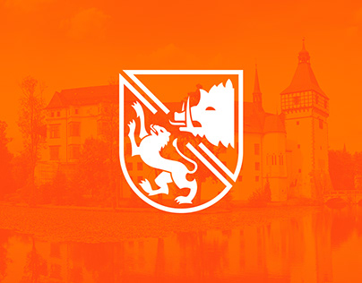 Blatná town branding