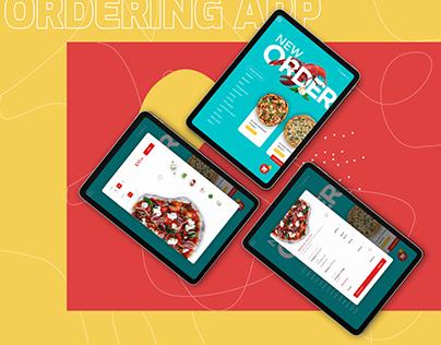 Food ordering app for restaurants