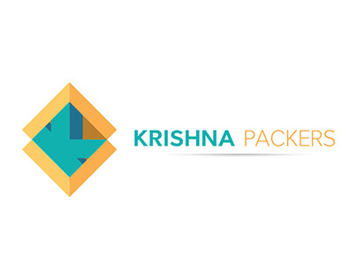 Logo Design - Krishna Packers