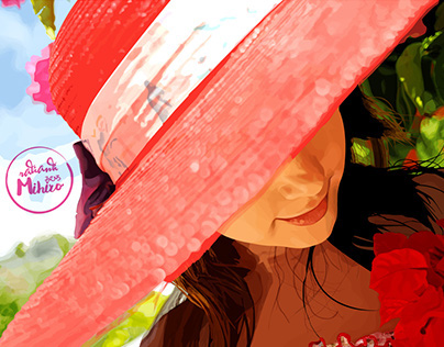 Mihiro - Girl with The Red Hat