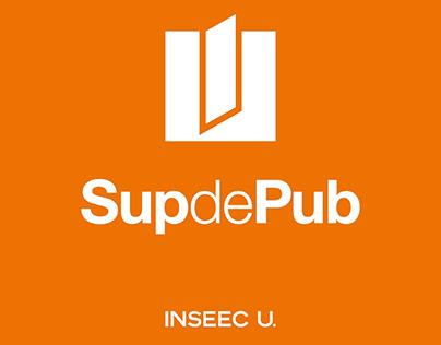 SUP DE PUB - Spot vidéo agence