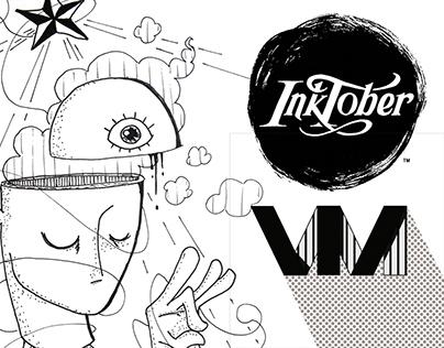 InkTober 2015   |   01-10