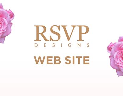 RSVP Web Site