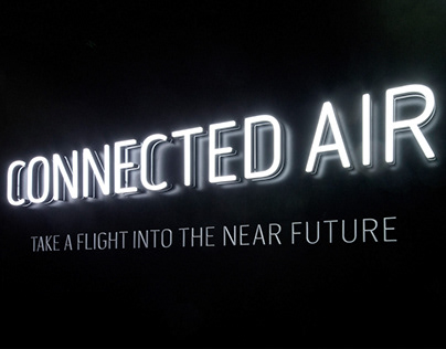 CONNECTED AIR — Inmarsat