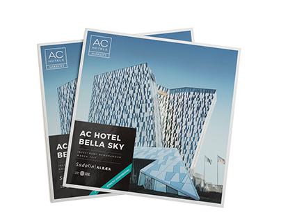 AC HOTEL BELLA SKY Investment Memorandum