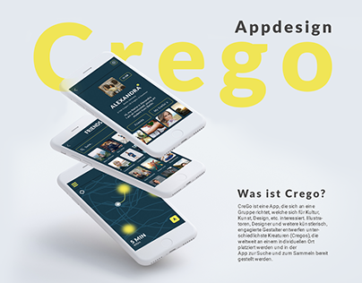Crego App Design
