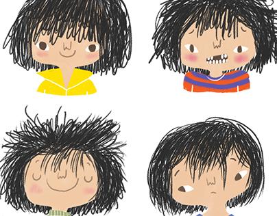 Illustrating Children's books class (MATS)
