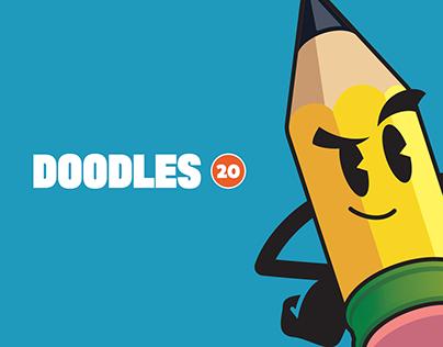 Doodles 2020 (In Progress)