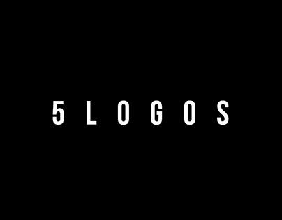 5 Logos | 5 Логотипов