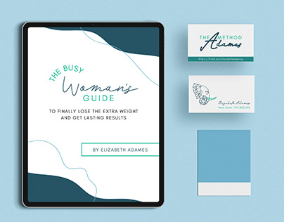 The Adames Method Design Project by Logodentity