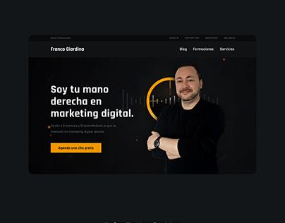UI Project / Web Profesional