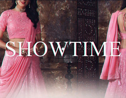 It's Show Time by Mayoori Sarees And Lehenga