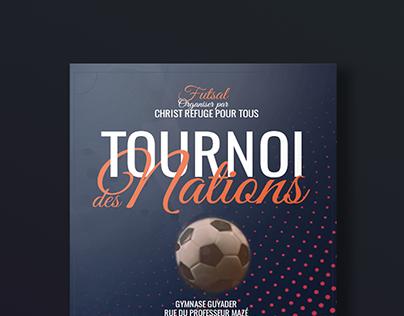 Tournoi des Nations | Poster