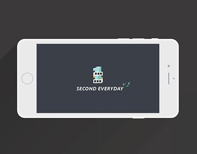 1 Second Everyday app - RADIO case study