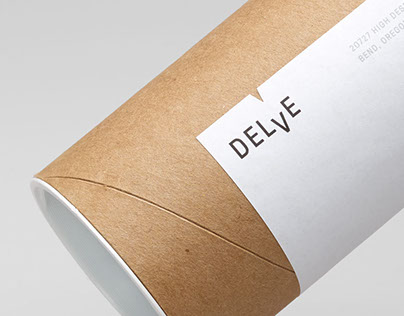 Delve – Visual Identity System