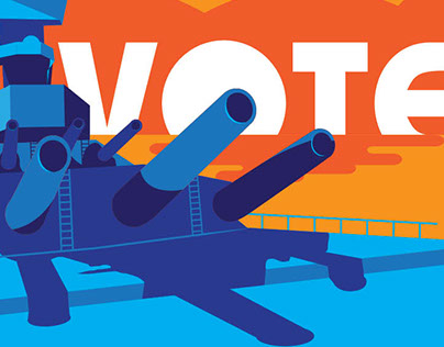 AIGA: Get The Vote Out
