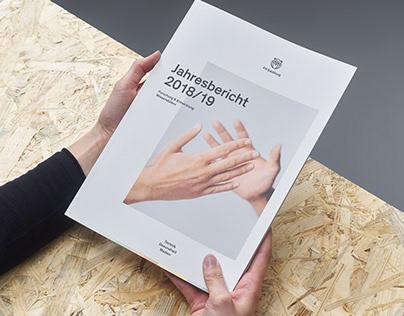 Jahresbericht 2018/19 (Annual report 2018/19)