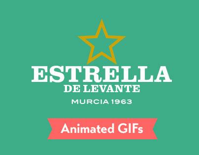 Estrella Levante Animated GIFs