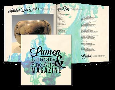 Lumen Literary & Fine Arts Magazine