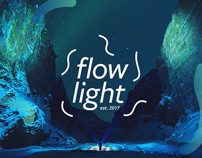 Flowlight / Corporate Brand Identity Behind-the-Scenes