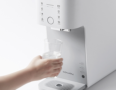 Compact Water Purifier Collection