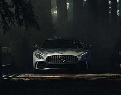 AMG GT, Deep Forest