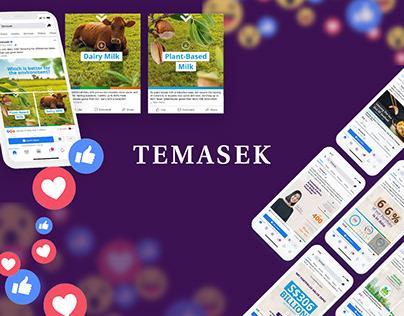 Temasek Review 2020 Social Media & Digital Assets