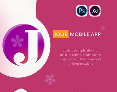 Jolie mobile app