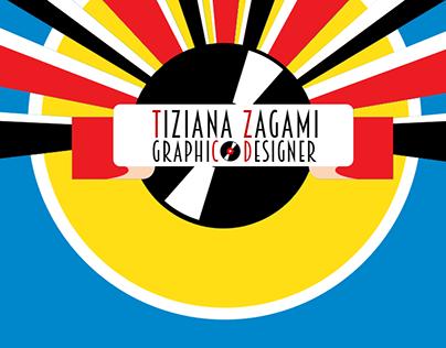 My personal Brand Identity - Tiziana Zagami
