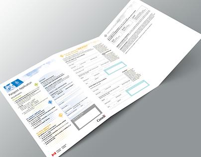 Citoyenneté et Immigration Canada   Application