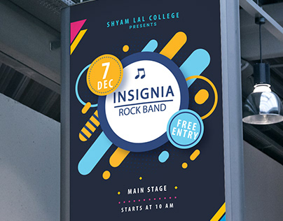 Insignia poster
