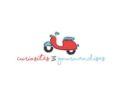 Logo Design | Curiosité & Gourmandise
