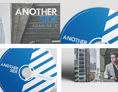 Another Side - Album Art and CD Design